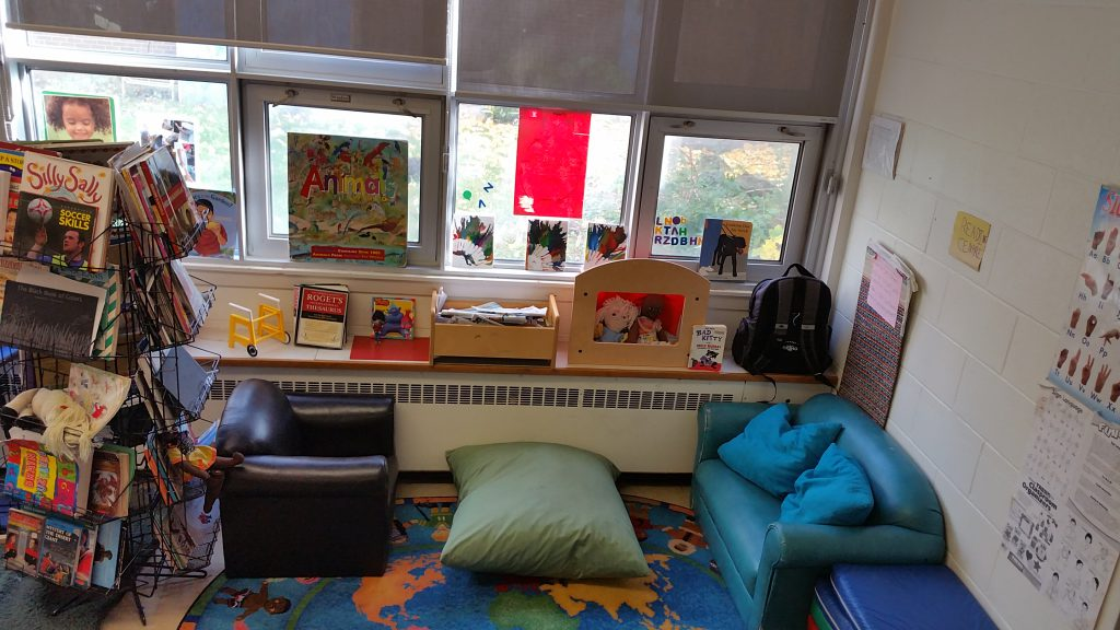 Toronto Child Care Centre School Age Room