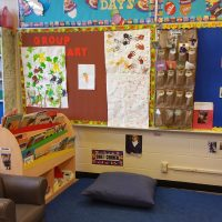 Toronto Child Care Centre Preschool Room