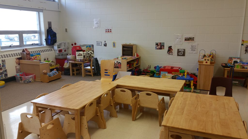Toronto Child Care Centre Toddler Room