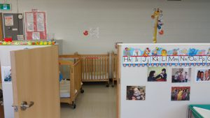 Toronto Child Care Centre-Infant Room
